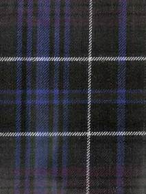 Another 5940 Scottish Official Tartan Clan HOPKINS