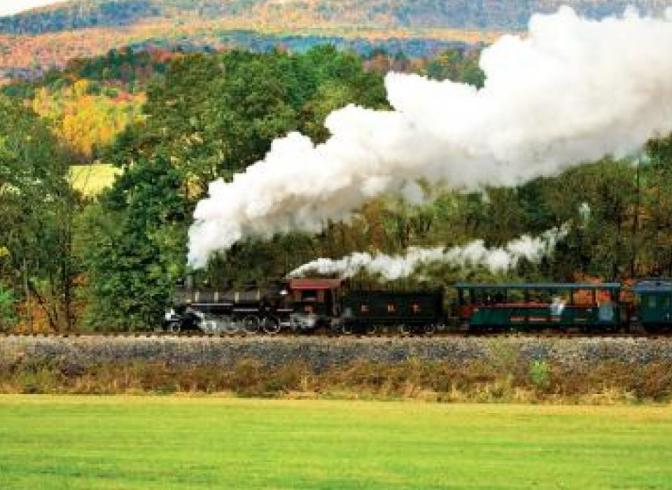 Click Image for Train tours