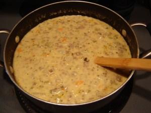 Cheeseburgr Soup